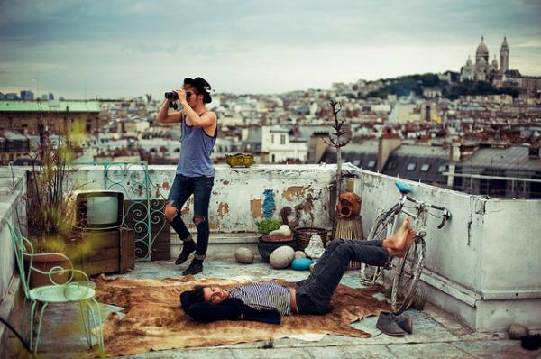 Photography by Théo Gosselin | Cuded