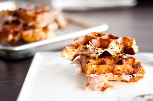 The New Ham and Cheese. Or, Alternately, the New Waffle: BA Daily: Blogs : bonappetit.com