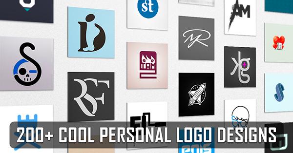 Personal logo graphic designer