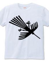 [T-shirt] Nazca Lines : WALRUS [Nazca] | Hoimi -design T-shirts Market-