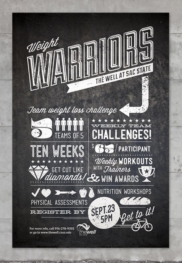 Kyle Marks Design - Weight Warriors