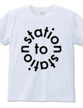 [T-shirt] Station to Station : WALRUS [Music] | Hoimi -design T-shirts Market-