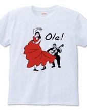 [T-shirt] Flamenco : WALRUS [Impact] | Hoimi -design T-shirts Market-