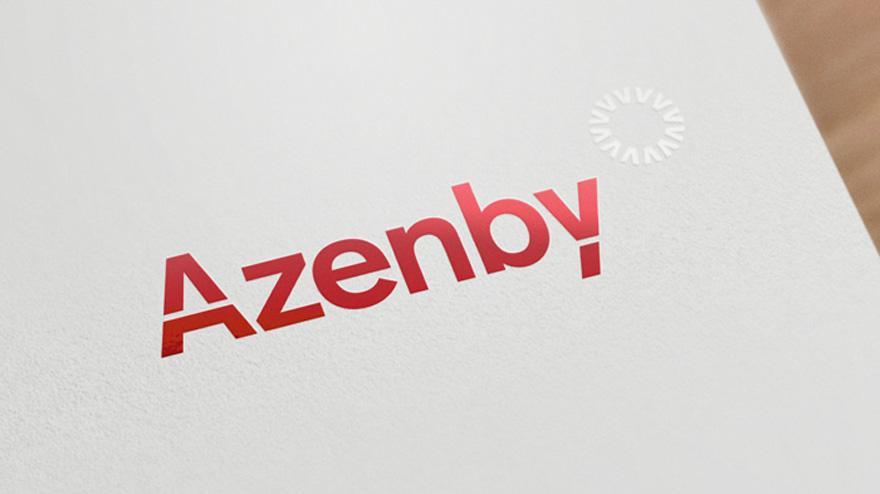 Azenby Logo - Logos - Creattica