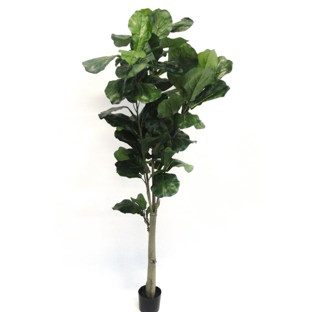 Faux Fiddle Leaf Fig Tree Various Options Flux