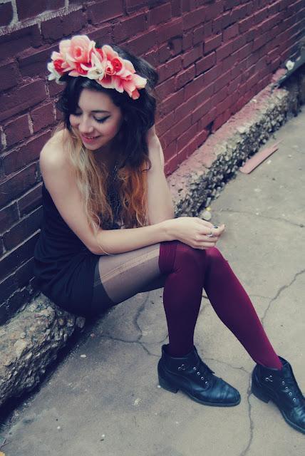 Grunge Goddess ~ Cherry Bomb