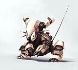 Robots: Prosthetic Commando