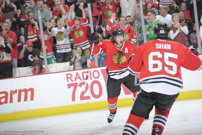 Chicago Blackhawks' photo