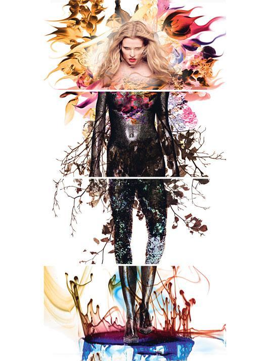 Sølve Sundsbø's The Ever Changing Face of Beauty: Fashion: Wmagazine.com