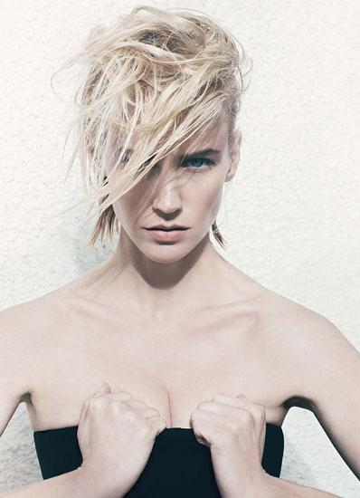 January Jones on X-Men: First Class and Mad Men: Celebrities: Wmagazine.com
