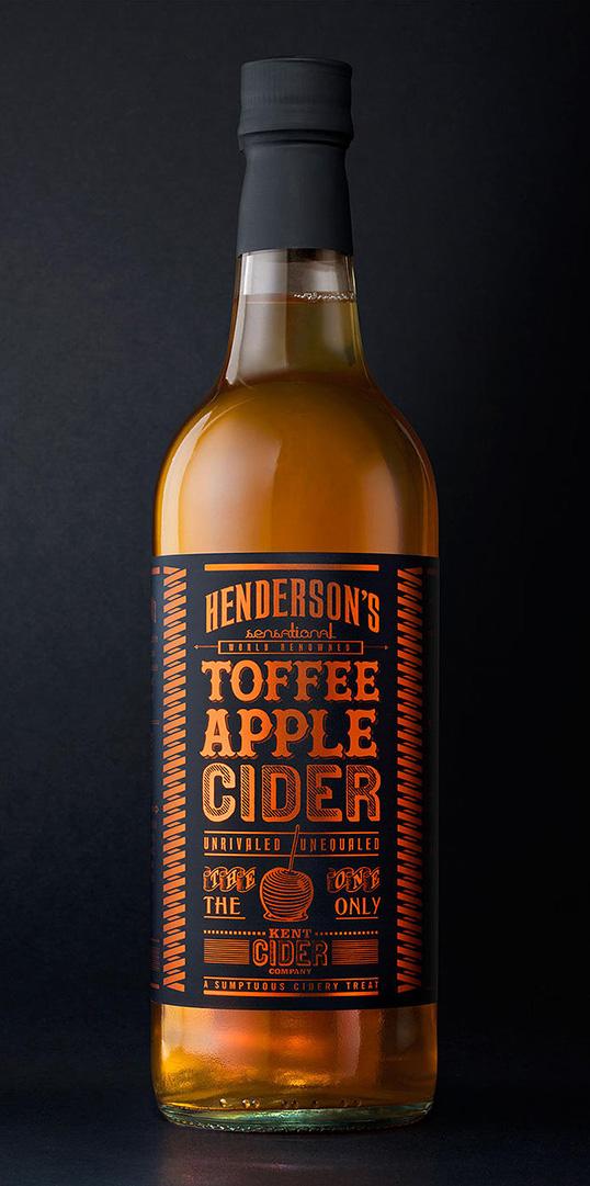 Henderson's Cider | Lovely Package