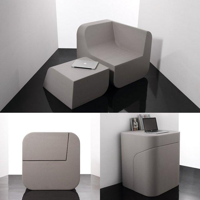 Fancy - Dual Cut Furniture by Kitmen Keung