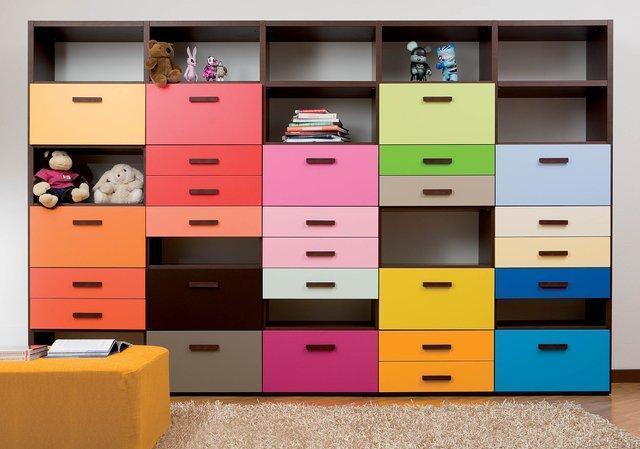 Fancy - Boxer Bookcase by Dear Kids