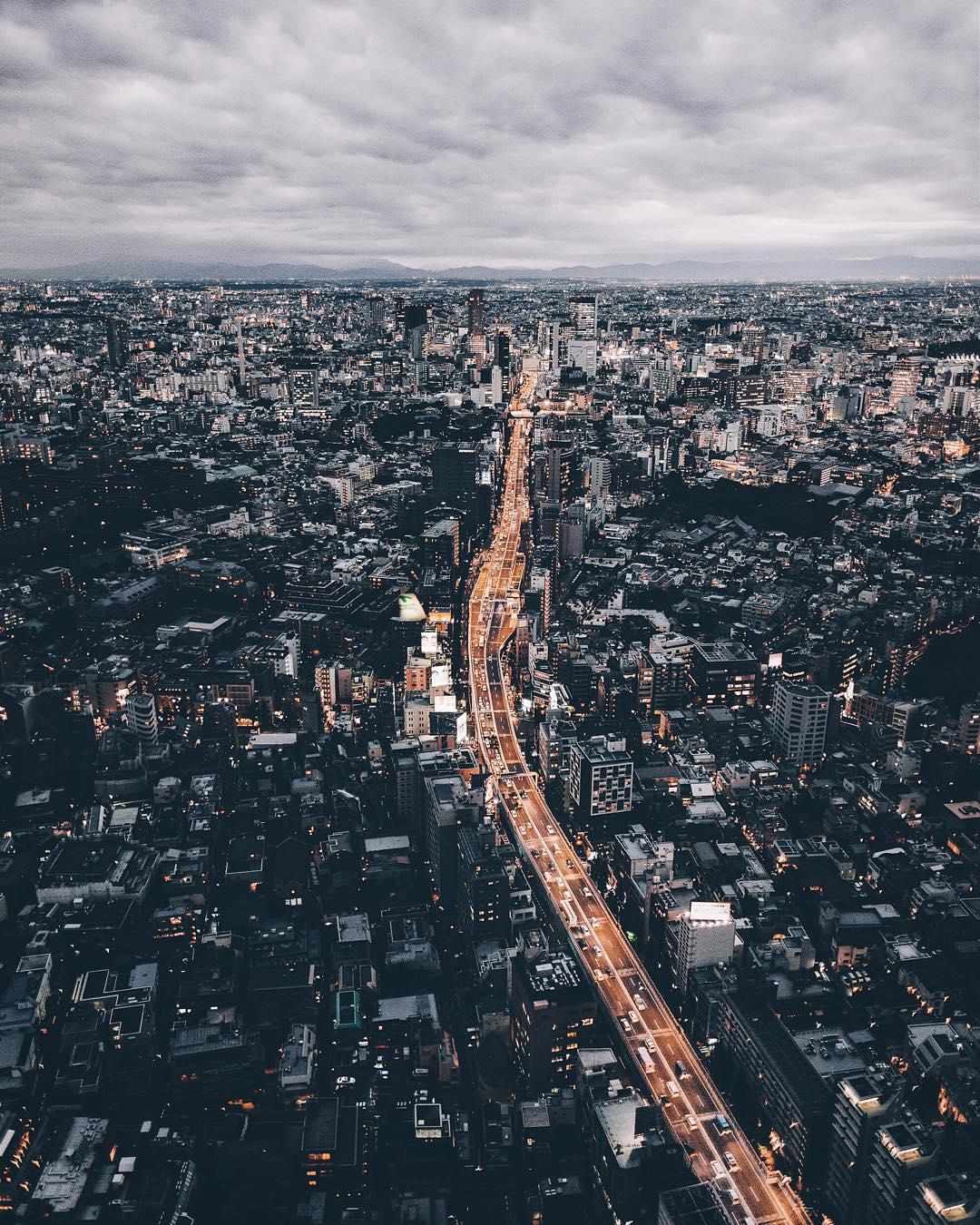 Urban Instagrams by Merlin Kafka