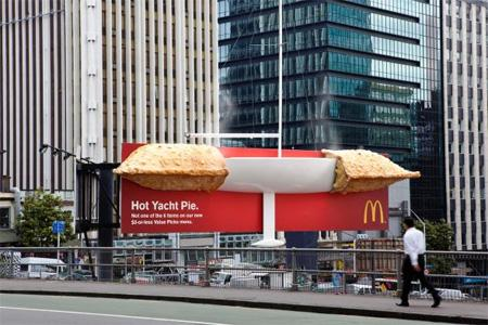 Creative McDonald's Advertising
