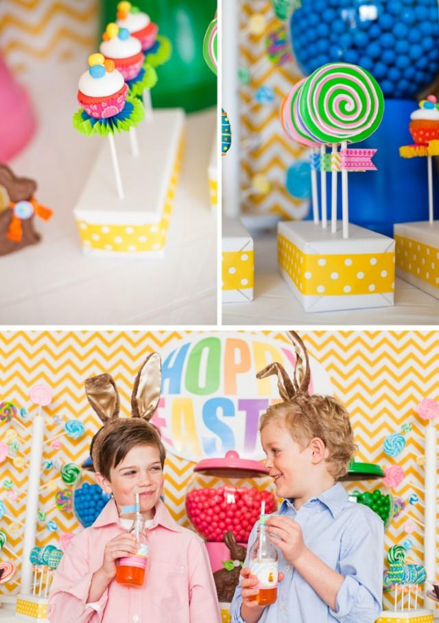 Revealing our HOP Hoppy Easter Party for Universal Studios and Target : Anders Ruff Custom Designs :