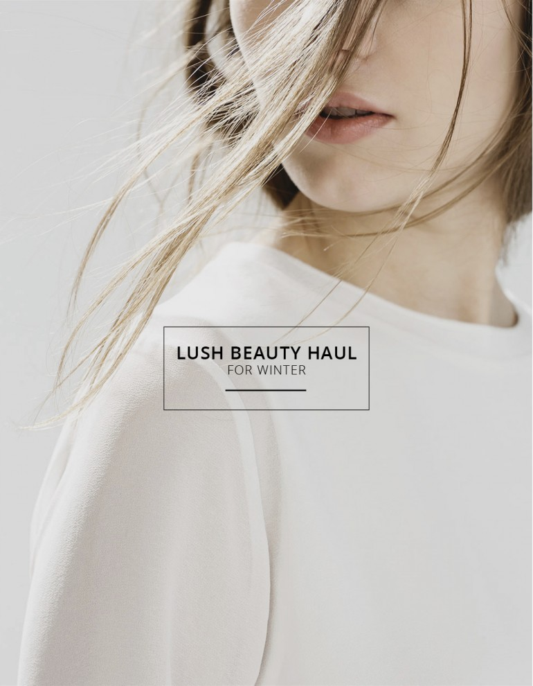 Lush Beauty Haul: Winter on Inspirationde