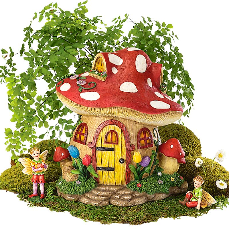 Fairy Houses - Magic Cabin