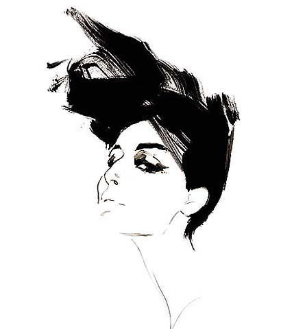 Fashion Illustration on Mimi K's Blog - Buzznet