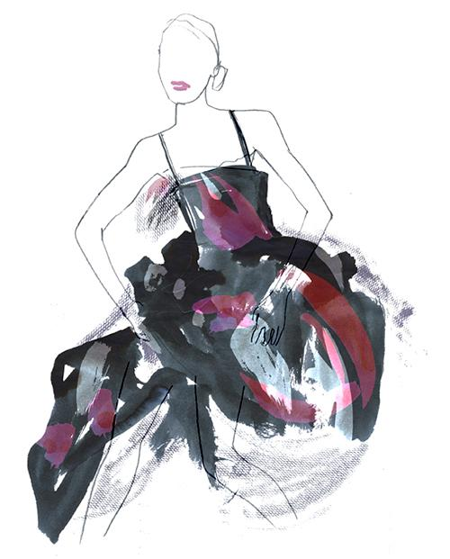 Fashion illustration « L O L I T A - Lolitas blog about fashion photography graphic design interior art lifestyle inspiration