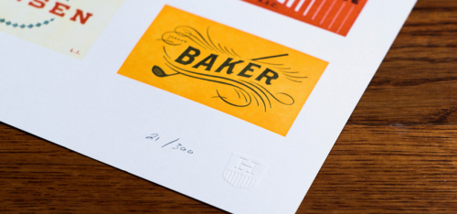 Design Envy · Great Gatsby Business Card Print: The Heads of State