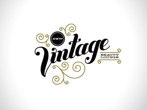 Designspiration — design work life » Chandelarrow Creative: New Vintage Beauty Lounge