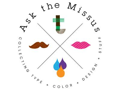 Ask The Missus Logo by Marc Nahas