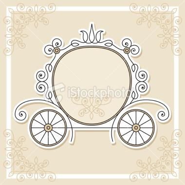 pumpkin carriage | Stock Illustration | iStock