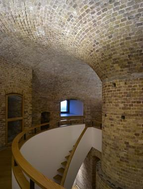 Billings Jackson - Projects - Architectural Detail - Martello Tower Y