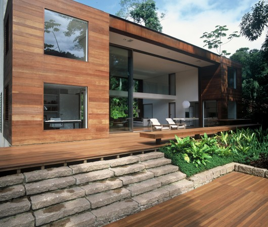 WANKEN - The Blog of Shelby White » House in Iporanga Sao Paulo