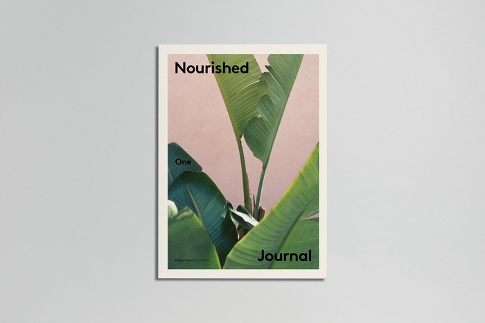 Nourished Journal, 1–3 - Fonts In Use