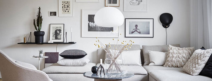 The Home of Swedish Stylist Joanna Bagge - NordicDesign