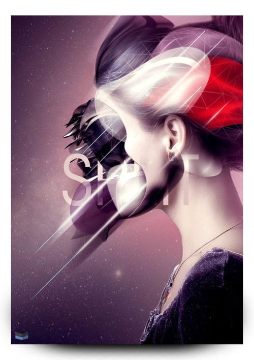 Daily Inspiration #1086 | Abduzeedo | Graphic Design Inspiration and Photoshop Tutorials