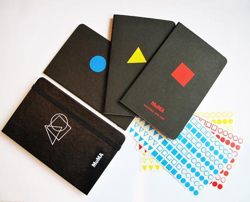 Limited Editions: MoMA Bauhaus 2010 - Moleskine ® English