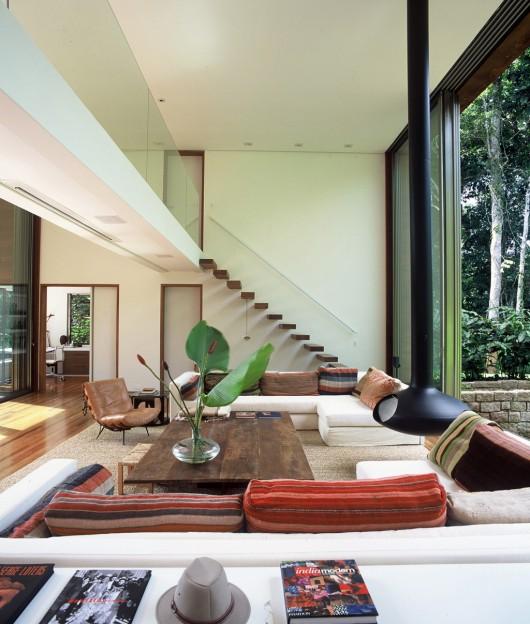 WANKEN - The Blog of Shelby White » House in Iporanga Sao Paulo