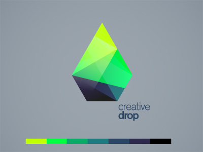 creative drop by Alexander Haase