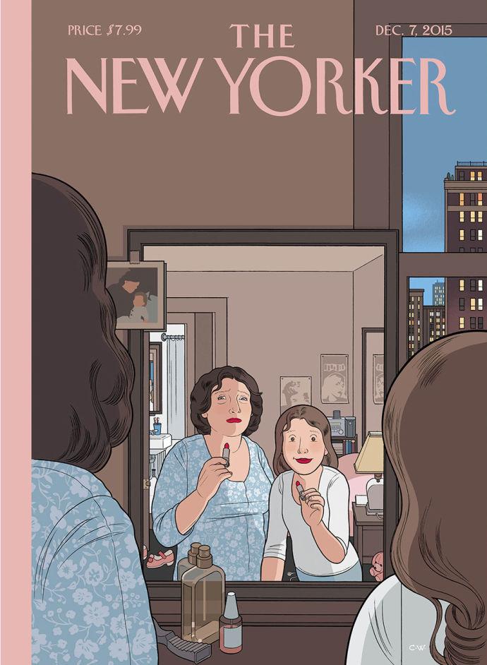Cover Story: Moving Images - The New Yorker