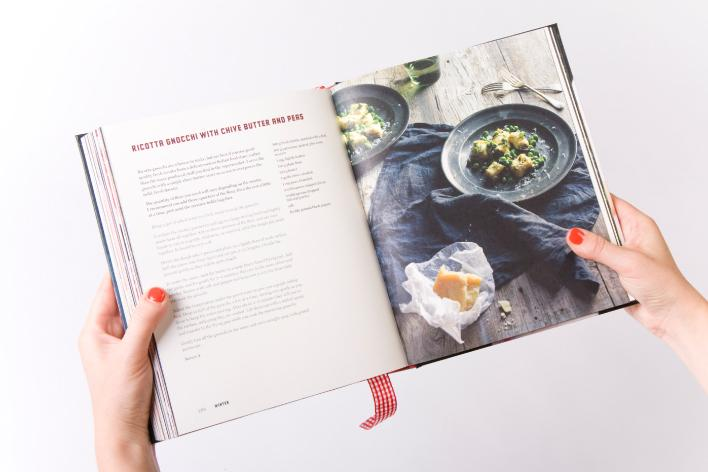 The Good Life Cookbook - Projects - A Friend Of Mine