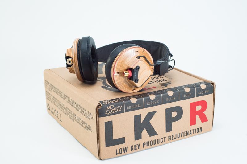 MAKING-OF - LKPR Headphones