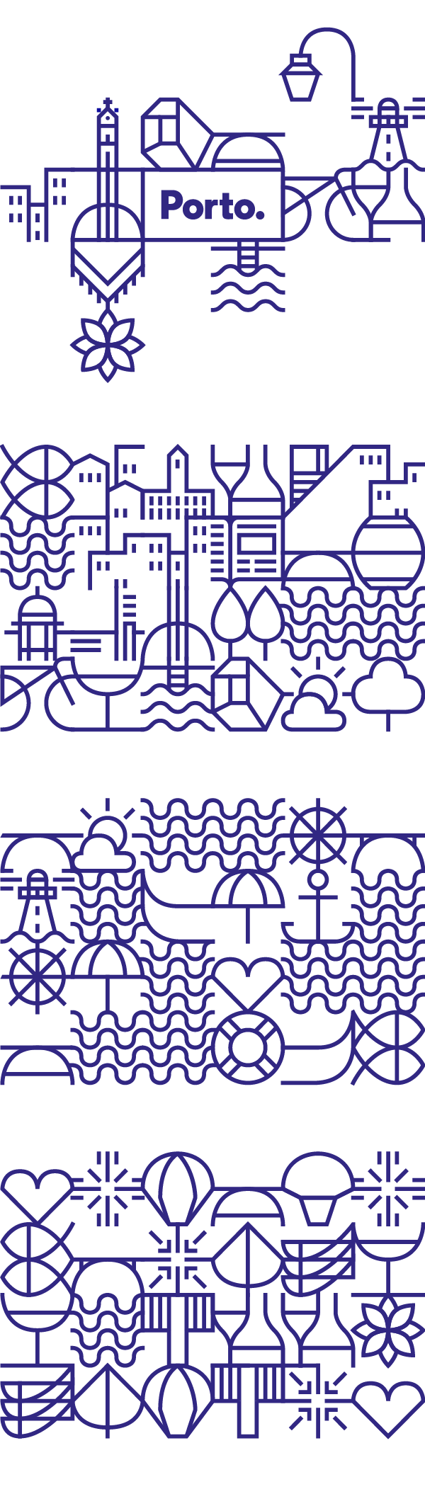 New identity for the city of Porto on