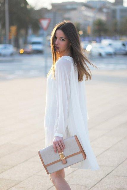 Fancy - Melody Chiffon Dress