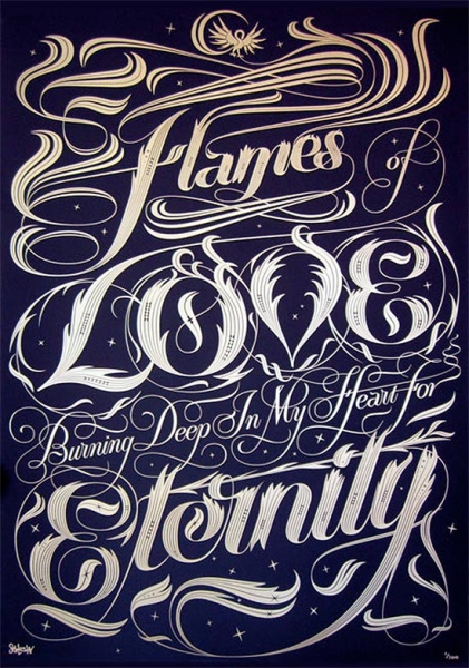 Inspiration Gallery #070 – Typography
