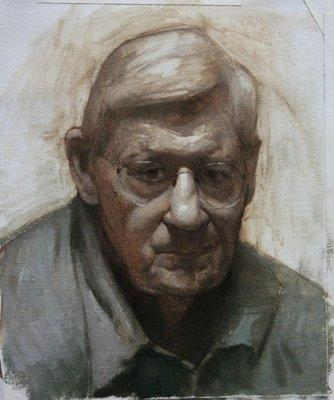 GCA Blog: Portrait Painting