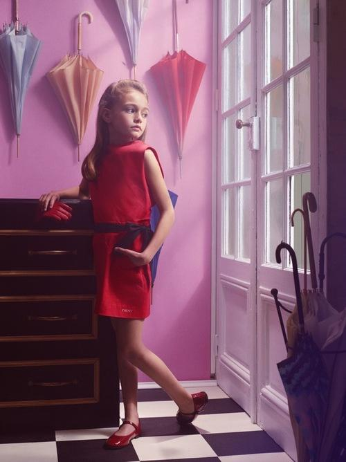Haute Design by Sarah Klassen: Style: Vogue Enfants