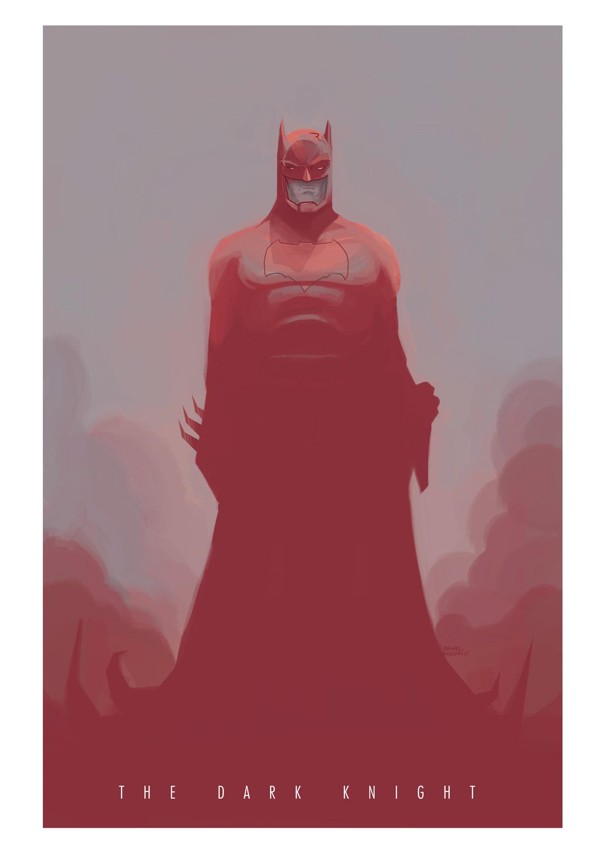 The Dark Knight on