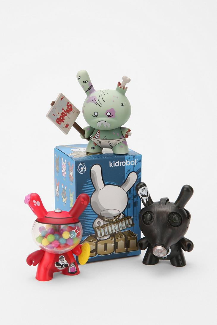 UrbanOutfitters.com > kidrobot's Dunny 2011 Series Blindbox Figure