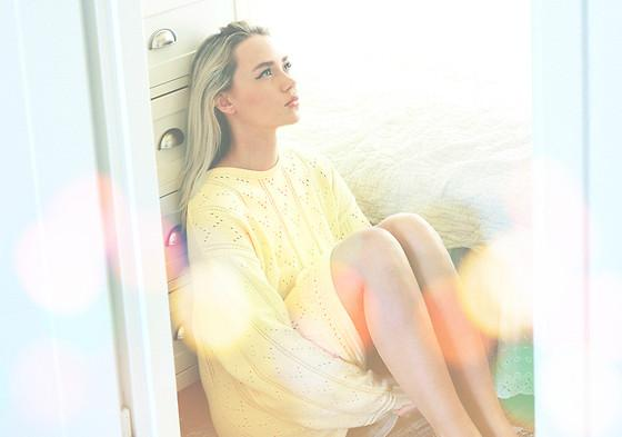 "Sweater //""Light ywllow"" by Madelene Billman // LOOKBOOK.nu"