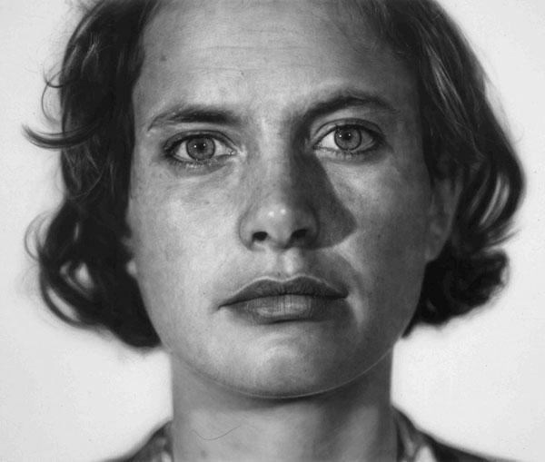 Pinturas de Retratos Realistas de Jason Brooks | Mistures