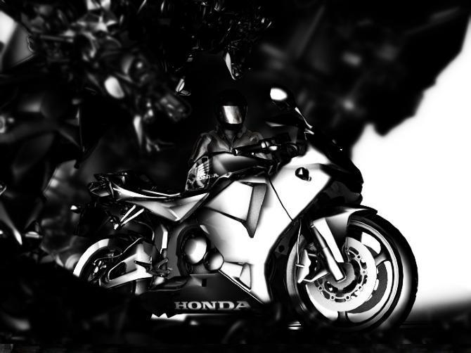 Honda - CBR600RR - p r i m e