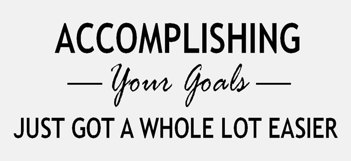 accomplishing goals - Google Search
